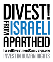 Divest from Israel - Invest in Human Rights